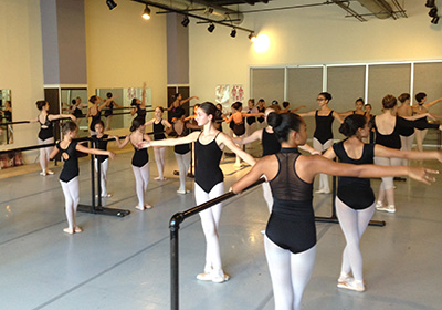 2015 Nutcracker Auditions